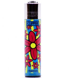clipper classic flowers blue/red ongyujto elol