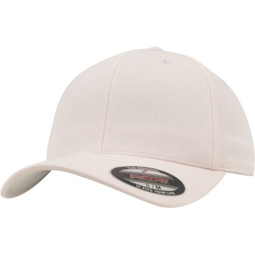 flexfit fullcap sapka pastel melange whisper pink 01