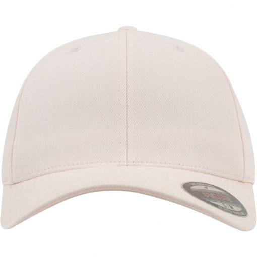 flexfit fullcap sapka pastel melange whisper pink 03