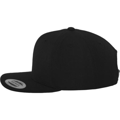 flexfit all black snapback sapka 02
