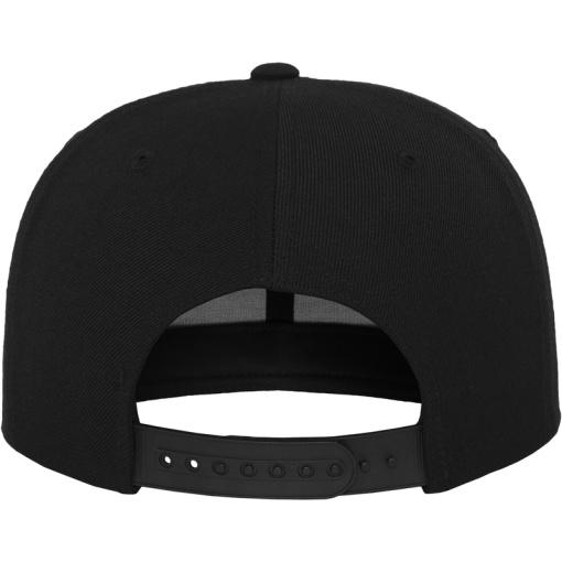 flexfit all black snapback sapka 04