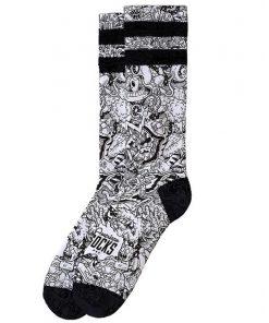 american socks aliens exist zokni 01