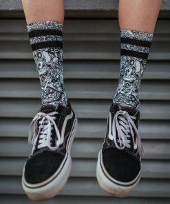 american socks aliens exist zokni 04