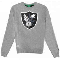 cayler & sons 420 grey heather pulover 01
