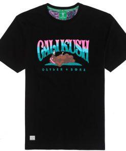 cayler & sons kushstock black póló 01