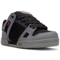dvs celsius black/charcoal/red cipo 01