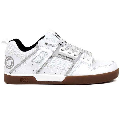 dvs comanche 2.0 white/grey/gum cipo 01