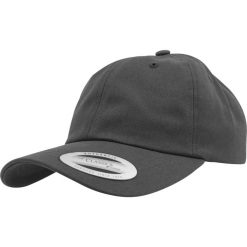 flexfit strapback sapka low profile dark grey 01