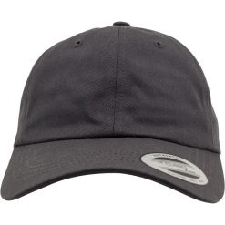 flexfit strapback sapka low profile dark grey 03