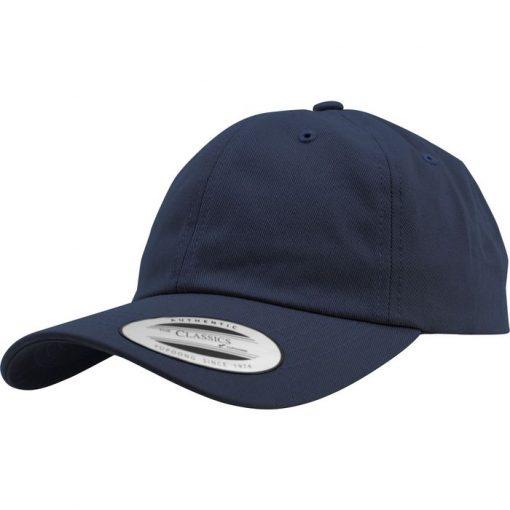 flexfit strapback sapka low profile navy 01
