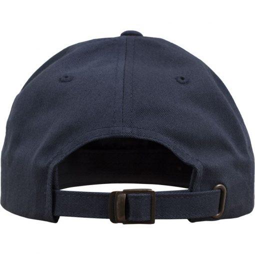 flexfit strapback sapka low profile navy 04