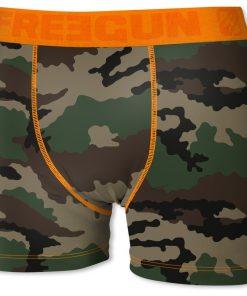 freegun camo green boxer alsonadrag