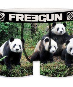 freegun boxer alsonadrag panda recycled