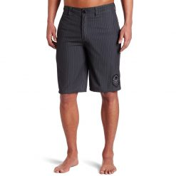 metal mulisha detriment hybrid short charcoal 01