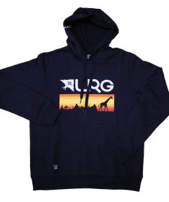 lrg astro navy kapucnis pulover 01