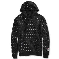 lrg polk high black pulover