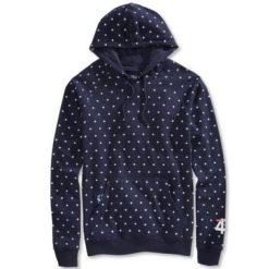 lrg polk high navy pulover 01