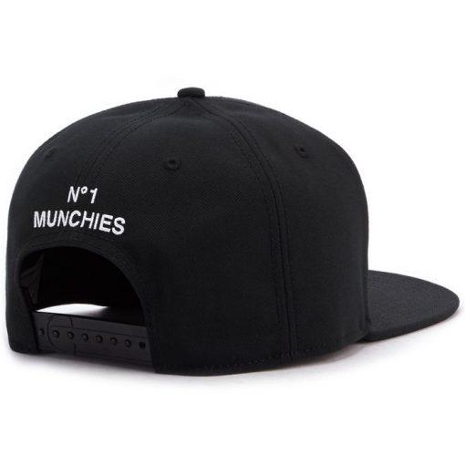 cayler & sons munchel black snapback 04