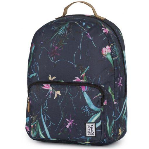 pack society classic dark blue jungle taska 01