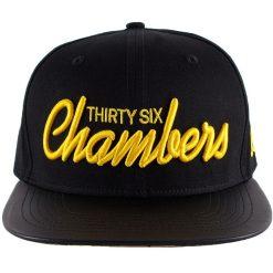 wu wear 36 chambers black snapback sapka 01