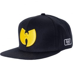 wu wear black snapback sapka 01