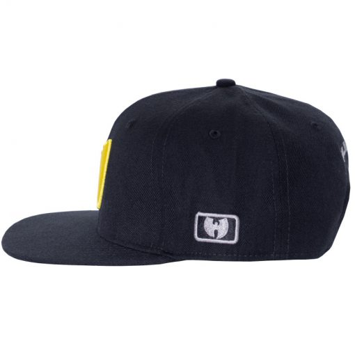 wu wear black snapback sapka 03