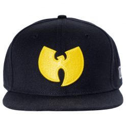 wu wear black snapback sapka 02