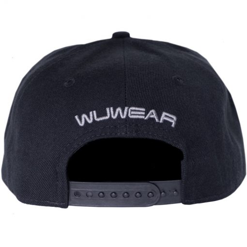 wu wear black snapback sapka 04