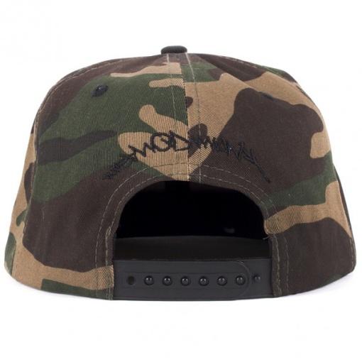 wu wear method man camo snapback sapka 04