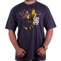 wu wear 36 killa bee grey polo 01