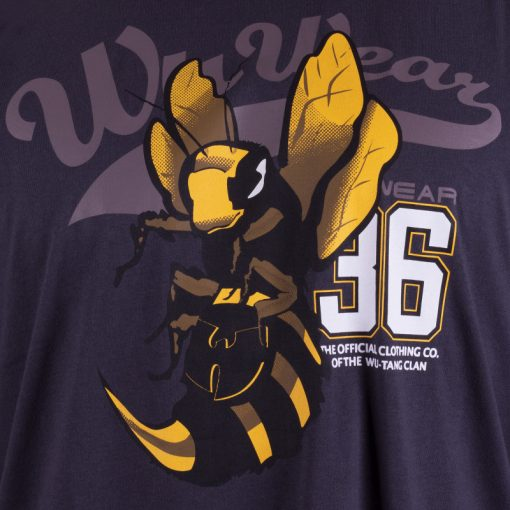 wu wear 36 killa bee grey polo 02