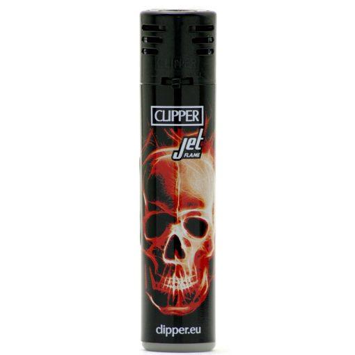 clipper jet smoke skulls orange vihargyujto 01
