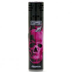 clipper jet smoke skulls pink vihargyujto 01