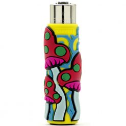 clipper pop cover shrooms yellow 01