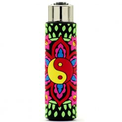 clipper pop cover yin yang green 01