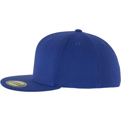 flexfit 210 fitted royal fullcap sapka 03