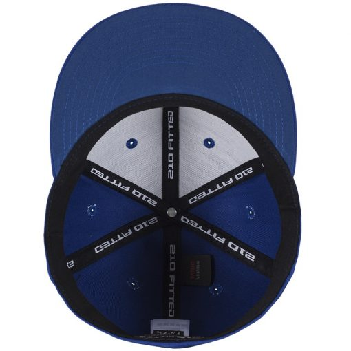 flexfit 210 fitted royal fullcap sapka 04