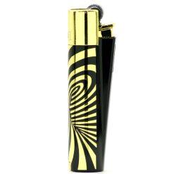 clipper psychedelic fem ongyujto gold/black 02