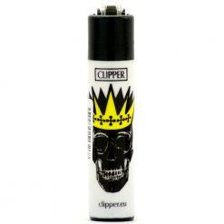 clipper micro skull kings gold black ongyujto 01