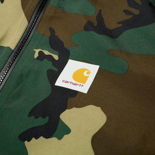 carhartt gore-tex point laurel camo jacket 03