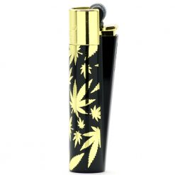 clipper metal golden leaves gold ongyujto 02