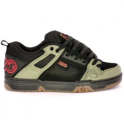 dvs comanche black/olive/orange cipo 01