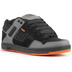 dvs enduro 125 black/charcoal/orange cipo 02
