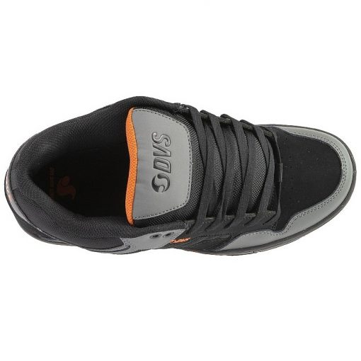 dvs enduro 125 black/charcoal/orange cipo 03