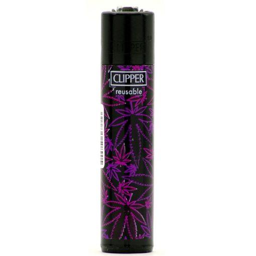 clipper fluo leaves purple ongyujto 01