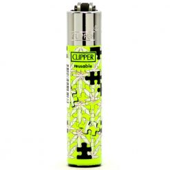 clipper weed puzzle green ongyujto 01