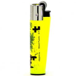 clipper weed puzzle yellow ongyujto 02