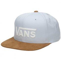 vans drop V 2 heather snapback 01