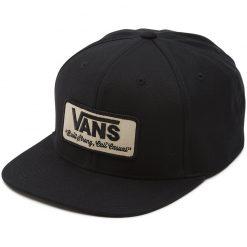 vans rowley black snapback sapka 01