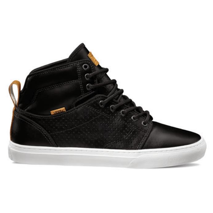 Vans Alomar Luxe Reverse cipő (blackwhite)